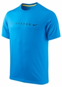 Men's LIVESTRONG Dri-FIT Legend Tee - Blue Heather
