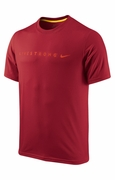 Men�s LIVESTRONG Dri-FIT Legend Tee - Red