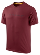 Men's LIVESTRONG Dri-FIT Legend Tee - Red Heather