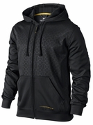 Men�s LIVESTRONG Full-Zip Graphic Hoodie - Black