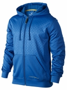 Men�s LIVESTRONG Full-Zip Graphic Hoodie - Royal Blue