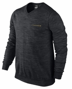 Men�s LIVESTRONG Performance Sweater - Black Heather