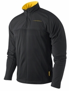 Men�s LIVESTRONG Shield Half-Zip Jacket - Black