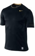 Pro Combat Hypercool Fitted Shirt - Black