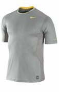 Pro Combat Hypercool Fitted Shirt - Grey