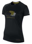 Women's LIVESTRONG Dri-FIT Miler Shirt - Black