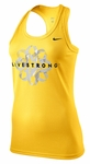 Women�s LIVESTRONG Dri-FIT Tank - Yellow