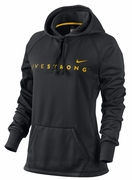 Women's LIVESTRONG Hoodie - Black