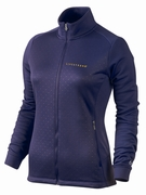 Women's LIVESTRONG Thermal Dot Jacket - Purple