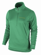 Women's LIVESTRONG Thermal Half-Zip - Green