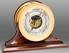 "Chelsea Ship's Bell 8.5"" Holosteric Barometer"