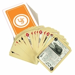 UST Survival Tip Playing Cards