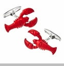 Alynn Cufflinks Lobsters