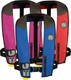 Mustang Life Jacket Automatic 1F Inflatable PFD w/ Harness