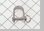 "Schaefer D Shackle, 1/4"" (6mm) Pin"