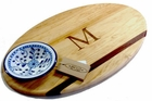 Soundview Milworks Nautically Themed Wooden Dip Boards