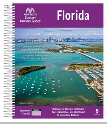 Maptech Embassy Guide Florida & the Bahamas - 6th Ed.