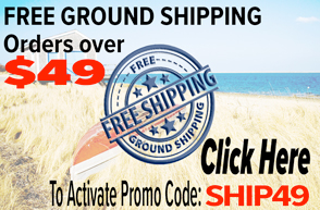 Free Ground Shipping - Orders Over $49.00