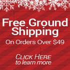 Free Ground Shipping on Orders Over $49.00