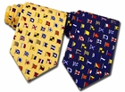 Alynn Neckwear International Signal Flag Ties