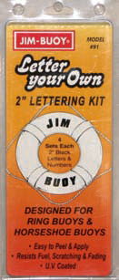 Jim Buoy Letter Your Own Lettering Kit