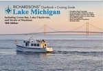 Richardsons' Chart Book & Cruising Guide Lake Michigan - 10th Ed.