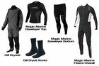 Landfall Frostbiting Promo-Dry Suit Kit
