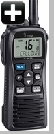 Icom M73+ Plus Version