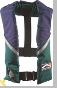 SOSpenders Life Jacket Manual Inflatable PFD