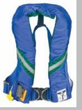 SOSpenders Life Jacket Manual Inflatable PFD w/ Safety Harness