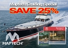 Build Your Own Maptech ChartKit&reg: + Cruising Guide Combo