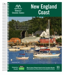 Maptech Embassy Guide New England Coast - 11th Ed.