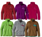 Patagonia Women's  Re-Tool Snap-T Pullover - Clearance