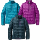Patagonia Nano Puff Pull-Over Women's - Clearance