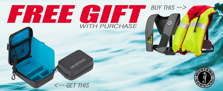Mustang - Free Gift With Purchase