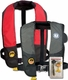 Mustang Hydrostatic Inflatable Automatic PFD W/ Harness Safe Boating Week Promo