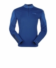 Musto Evolution Dynamic Long Sleeve Zip-Neck Tee