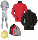 Musto Fleece,  Soft Shell, and Base Layer