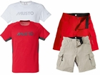 Musto Technical Shirts Shorts and Pants