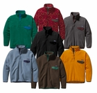 Patagonia Men's Synchilla Snap-T Pull-Over Fleece - CLOSEOUT