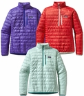 Patagonia Women's Nano Puff Pull-Over