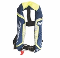 SOSpenders Life Jacket Automatic Inflatable PFD w/ Safety Harness
