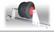 Sturgis BW Dolly Wheel Storage Bar for Trailer
