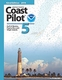 United States Coast Pilots USCP 5 - 43rd Edition, 2015