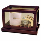 Weems & Plath  410-D Dampened Deluxe Quartz Barograph