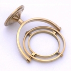 Weems & Plath  Brass Gimbal for Mini Yacht Lamp