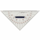 Weems & Plath  Protractor Triangle w/ HANDLE