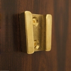 Weems & Plath  Wall Bracket (Brass) for 6 in. or 7 in or 8 in. Bells