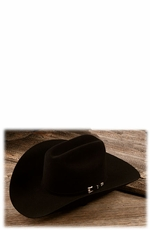 20X Black Gold Cowboy Hat by Resistol