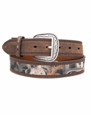 Ariat Men's Camo Belt - Bonz